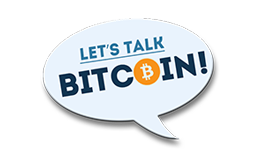 Lets Talk Bitcoin Logo