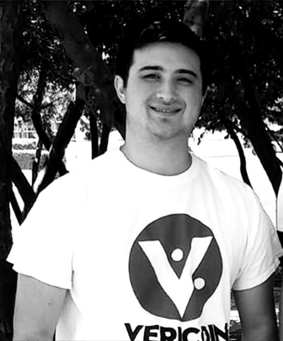 Patrick Nosker from Vericoin