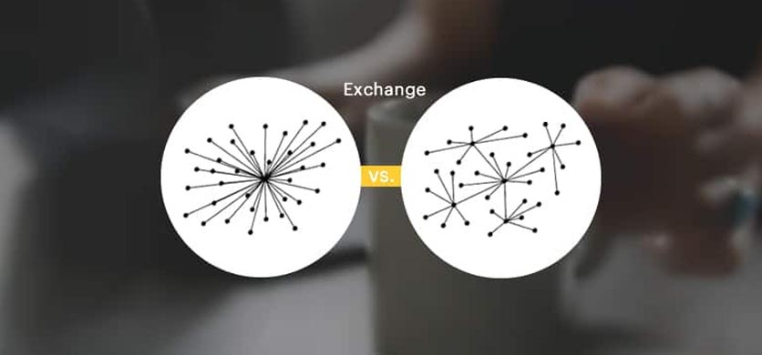 Comparison of Centralized vs. Decentralized Crypto Exchanges